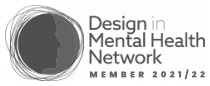 Design in Mental Health Network Icon